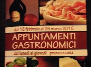 Appuntamenti Gastronimici - La Piazzetta del Gusto - Nonantola