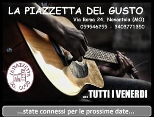 Eventi - La Piazzetta Del Gusto - Nonantola